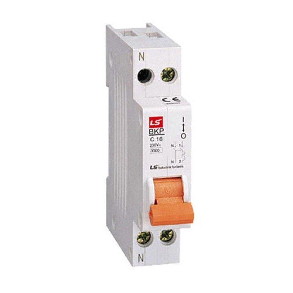 magnetotermico ls 1 modulo