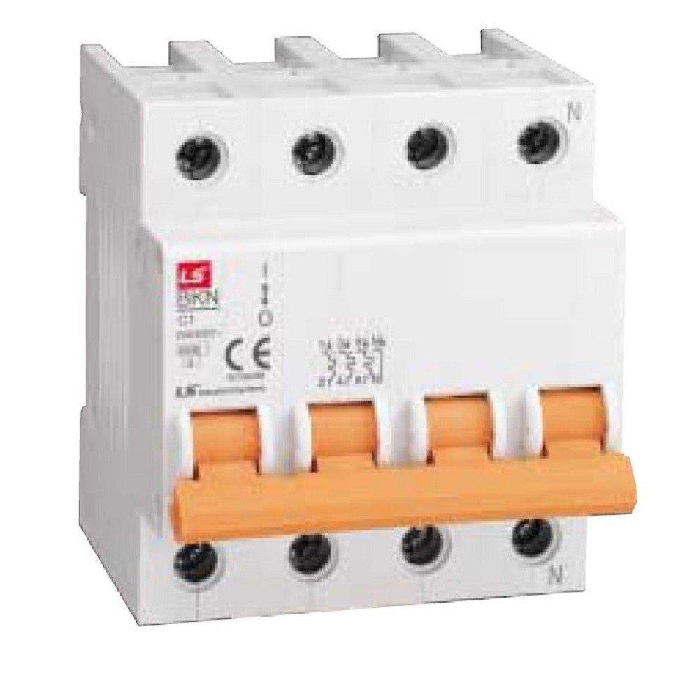 magnetotermico ls 4 moduli